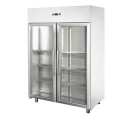 Freezer 1400 lt 140BTV ventilato porte a vetro ps670
