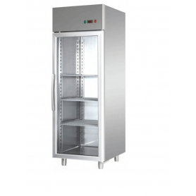 Freezer 600 lt 60BTV ventilato porta a vetro ps320