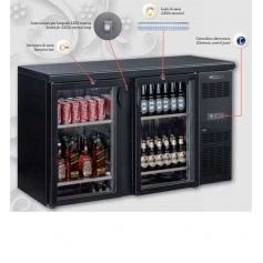 Frigo orizzontale per bevande EUROBAR2 ps