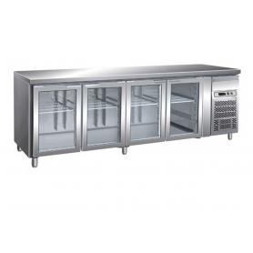 Tavolo refrigerato GN4100TNG ventilato ps390