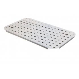 Set griglia inox fondo cella refrigerata