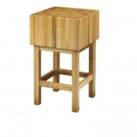 Ceppo in legno cm.70x50 spessore 35