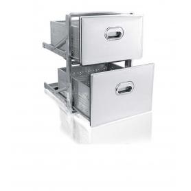 Cassettiera frigo doppia 3021 ps60