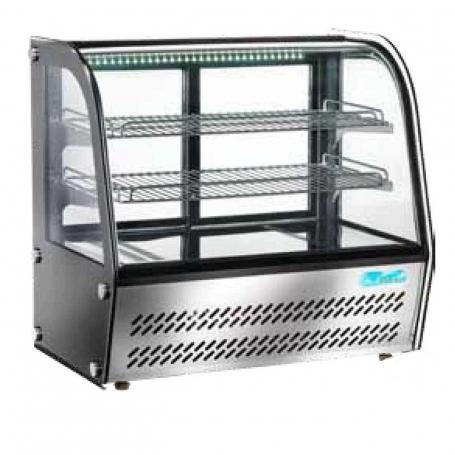 Vetrinetta refrigerata VPR100 ventilata ps70