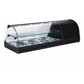 Vetrina refrigerata da appoggio VDP4 ps55