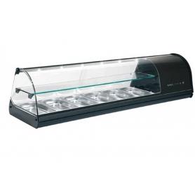 Vetrina refrigerata da appoggio VDP6 ps70