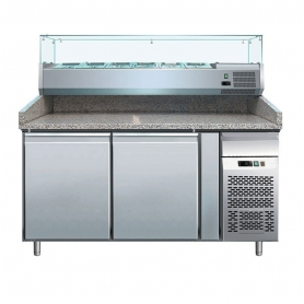 Banco frigo per pizzeria PZ2600TN38 ps360