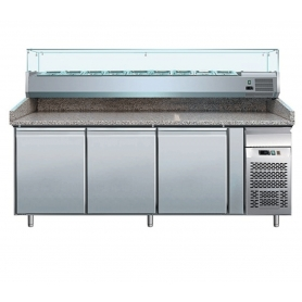 Banconi pizzeria refrigerati PZ3600TN38 ps620