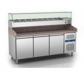 Banco pizza refrigerato PZ2600TN33 ps360