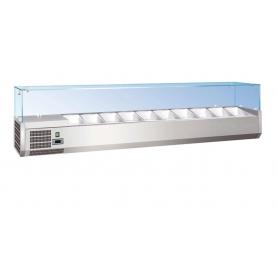 Portavaschette refrigerato MPG.24V ps124