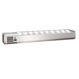 Portavaschette refrigerato MPR.22 ps60