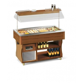 Banco buffet ISOLA 4M ps380