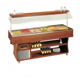 Banco buffet ISOLA 6M ps540