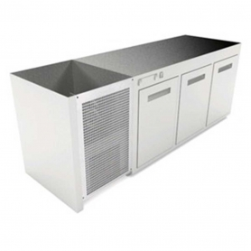 Cella frigo sottobanco CUBO85 TN15 ps280
