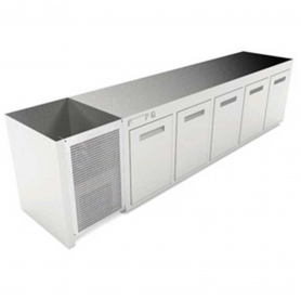 Cella frigo sottobanco CUBO85 TN30 ps520