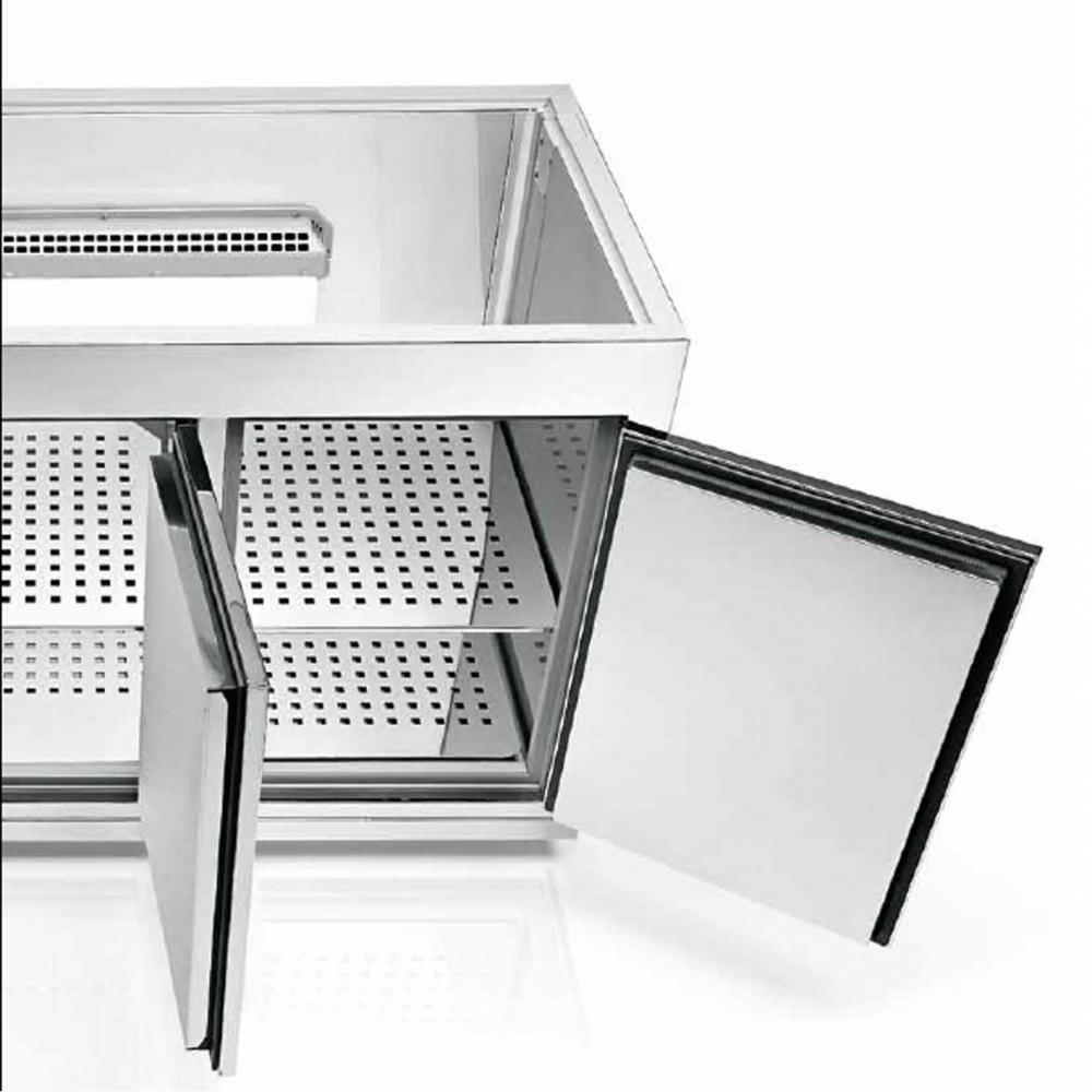 Cella da incasso frigoriferi da incasso frigoriferi - Frigo 150 cm ...