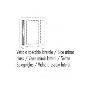 Vetro a specchio laterale SNELLE/SPEL