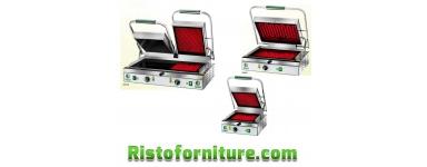 Piastre elettriche in Vetroceramica