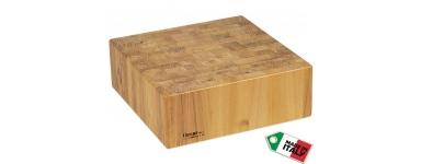 Ceppi in legno spessore batticarne cm. 17