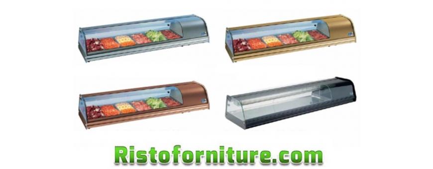 Refrigerate TAPAS e SUSHI