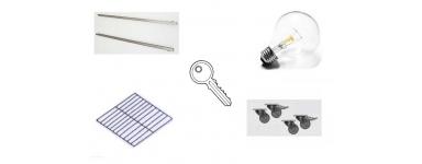 Accessori per armadi frigo GN2/1 con prof. 800