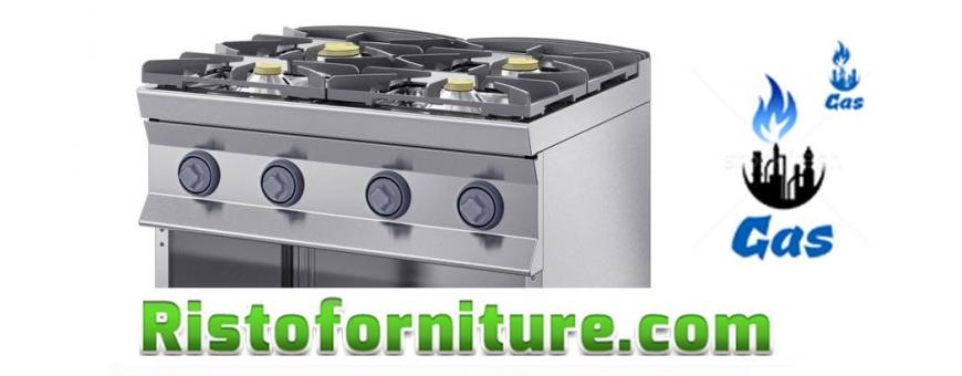 Piani di cottura fornelli