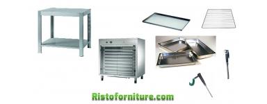 ACCESSORI per forni Convezione e Convezione-Vapore
