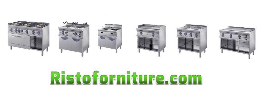 Cucine professionali modulari