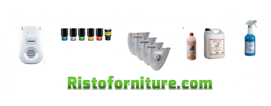 Igienizzare e Deodorare